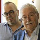 "Acto 138. Presentación de la novela ""Os salvaré la vida"" de Joaquín Leguina y Rubén Buren"