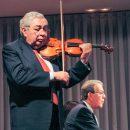Acto 50. Conciertos de Adviento. Duo de violín y piano.