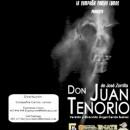 Acto 86. Teatro «Don Juan Tenorio»